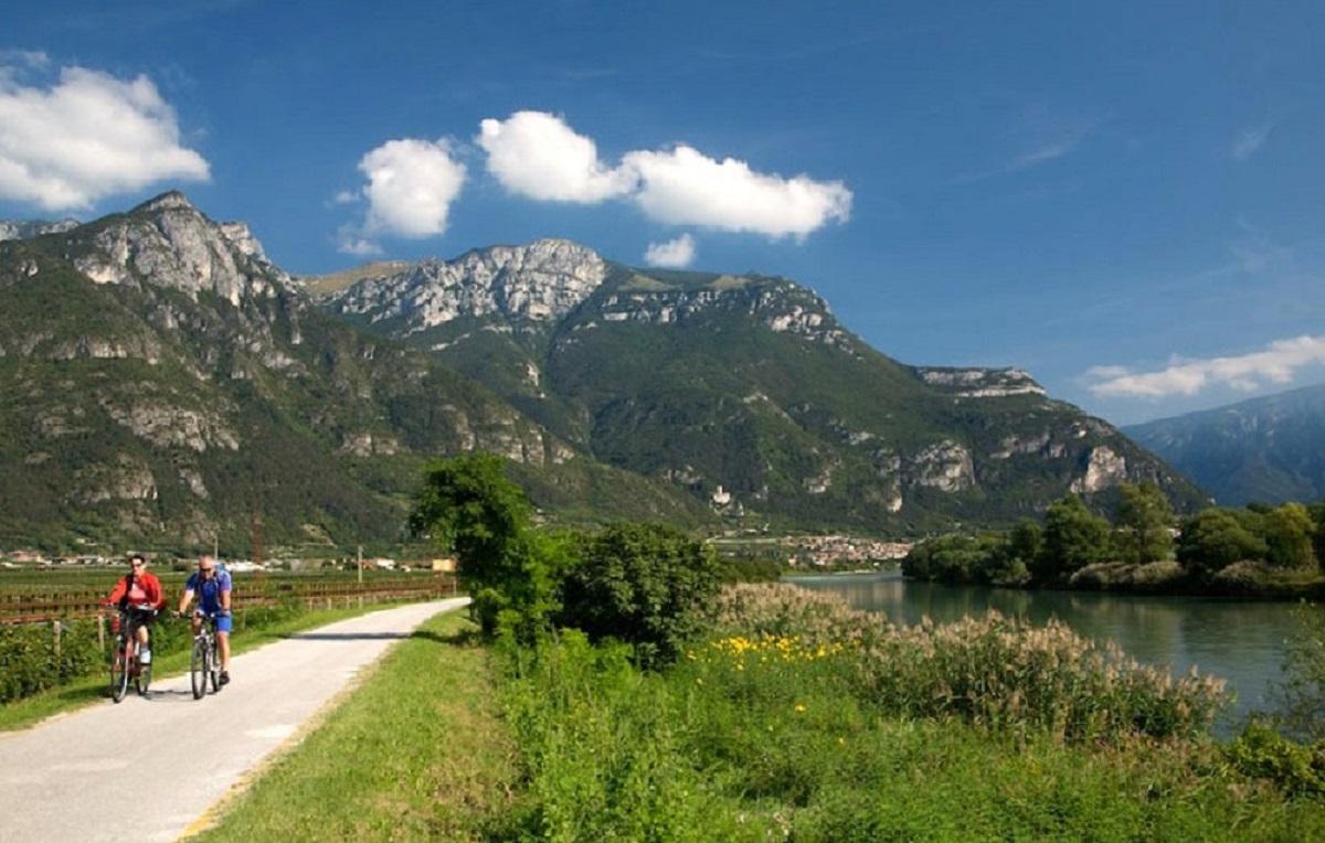 Via Claudia Augusta: Borghetto – Trento