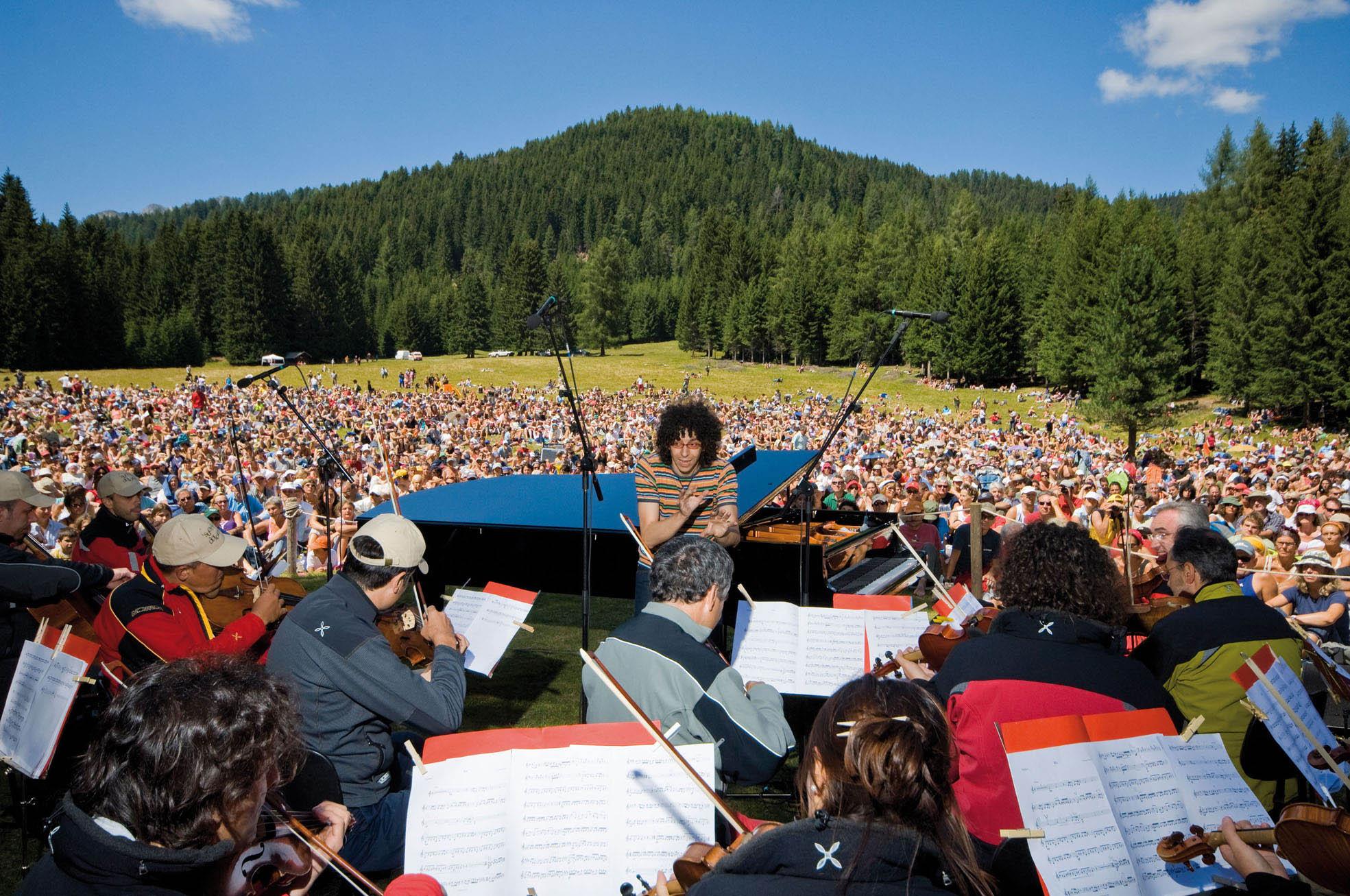 image Suoni delle Dolomiti 2016, il programma