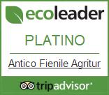 L'Antico Fienile è il primo Eco Leader Platino in Trentino