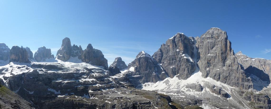 Vie Ferrate delle Dolomiti