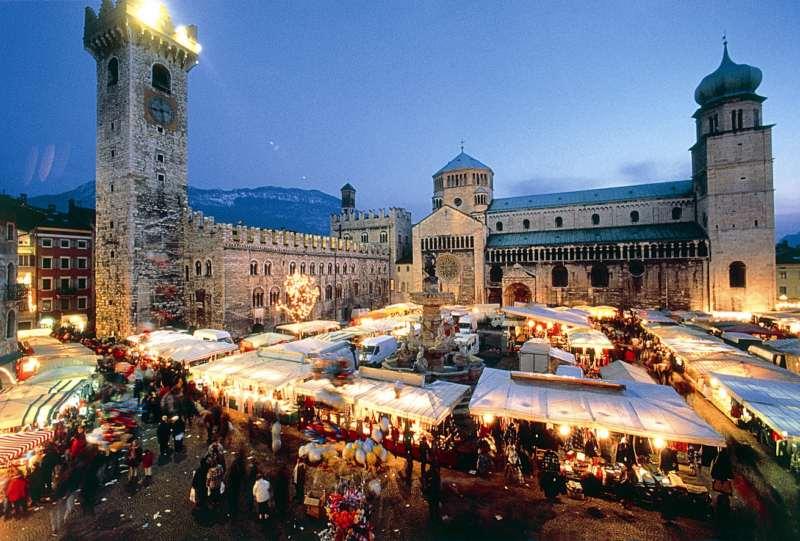 Mercatini di Natale 2015 Trento