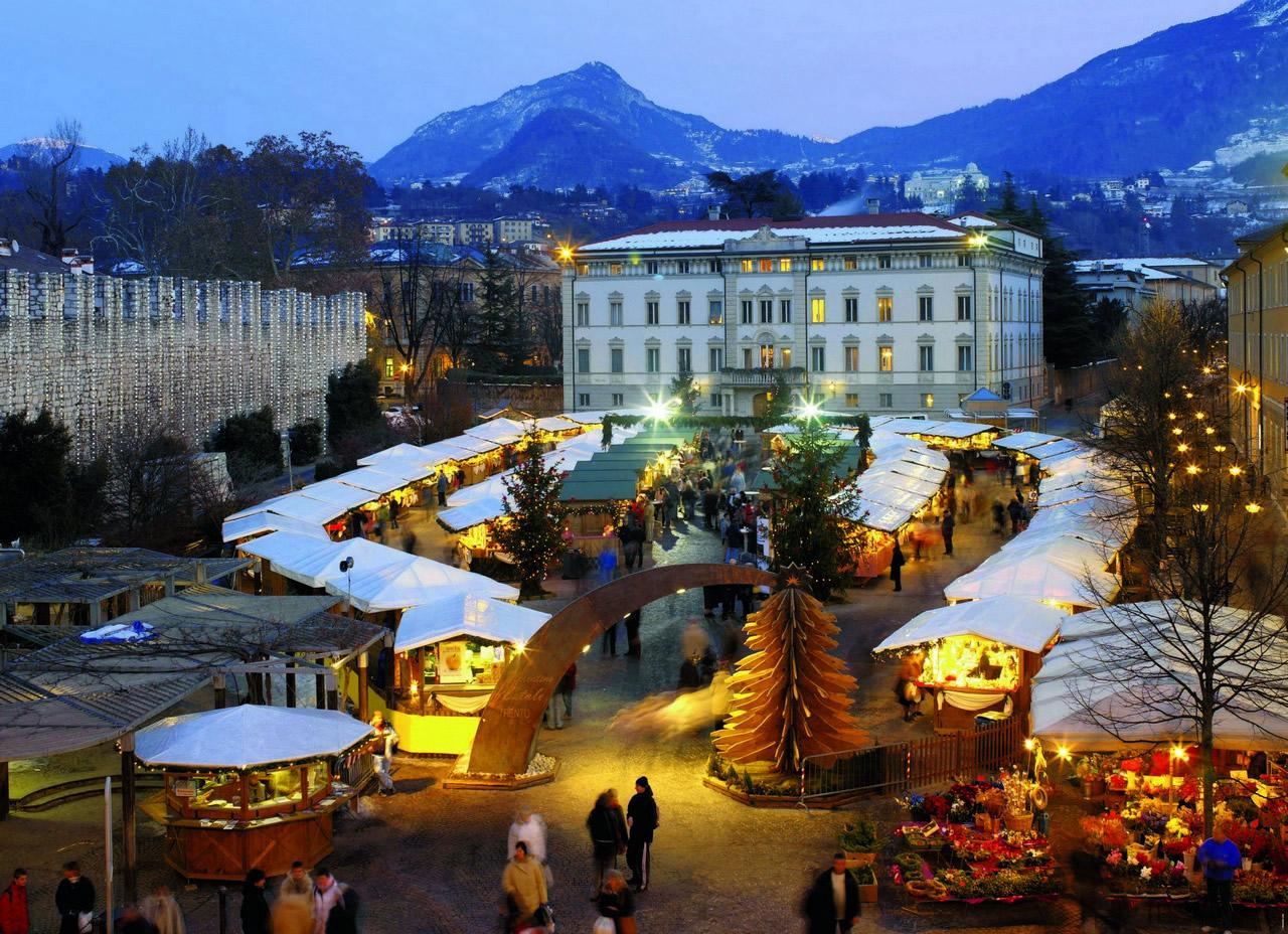 Trento vacanza trentina for Mercatini di natale trieste