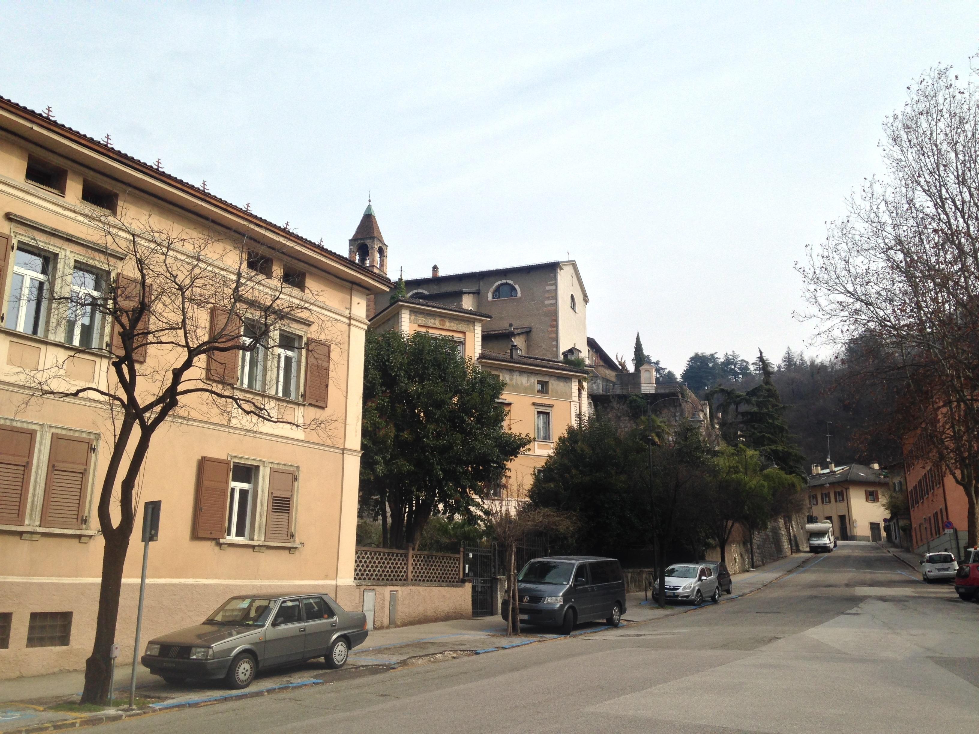 Convento S. Bernardino Trento