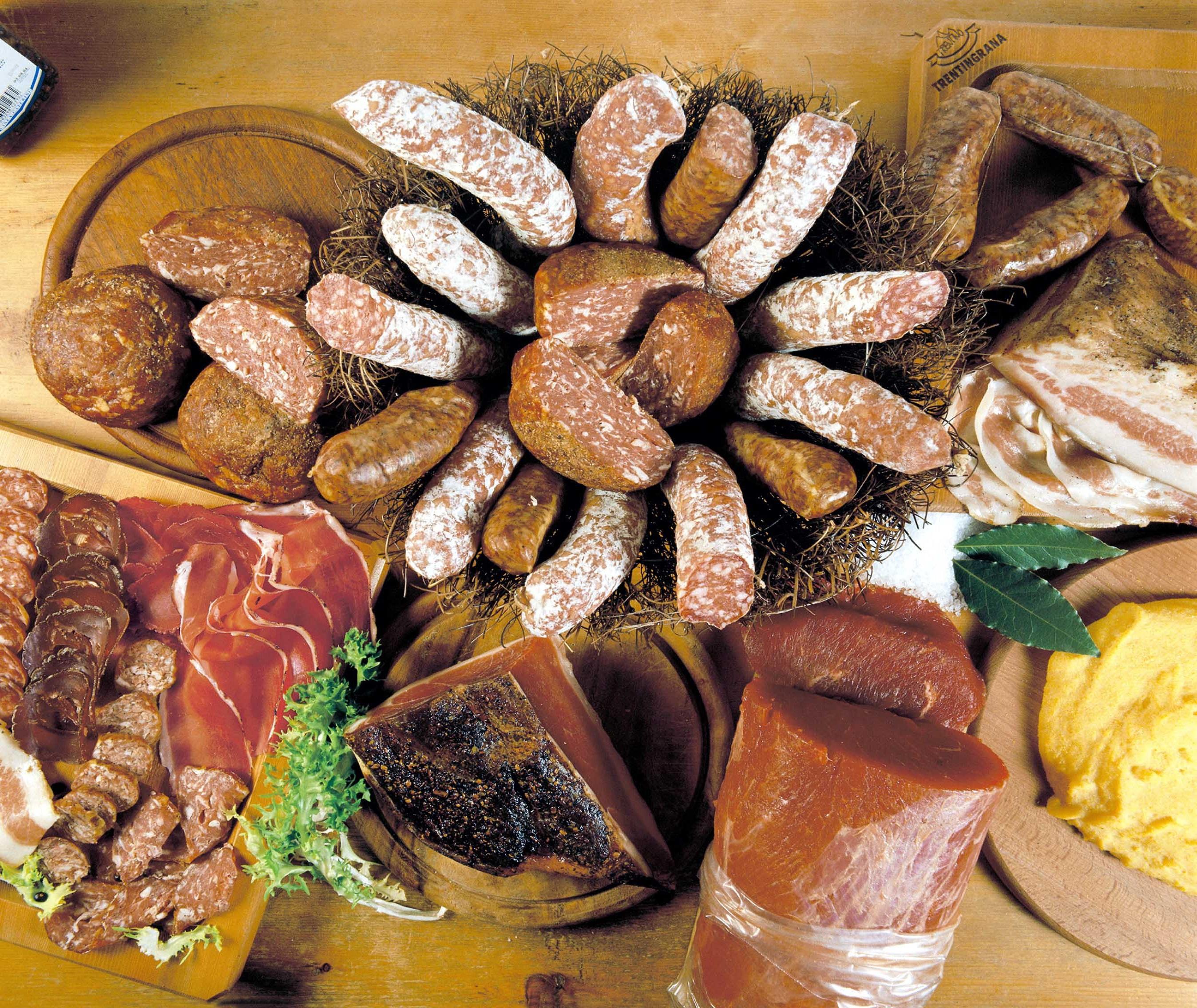 Trentino: ricette e piatti tipici