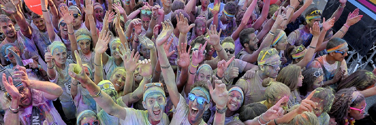 The Color Run Trento