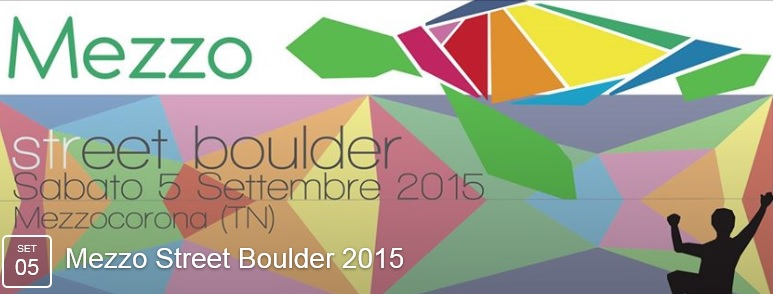 Mezzo Street Boulder 2015