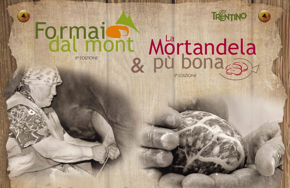 Formai dal Mont & La Mortandela pù Bona