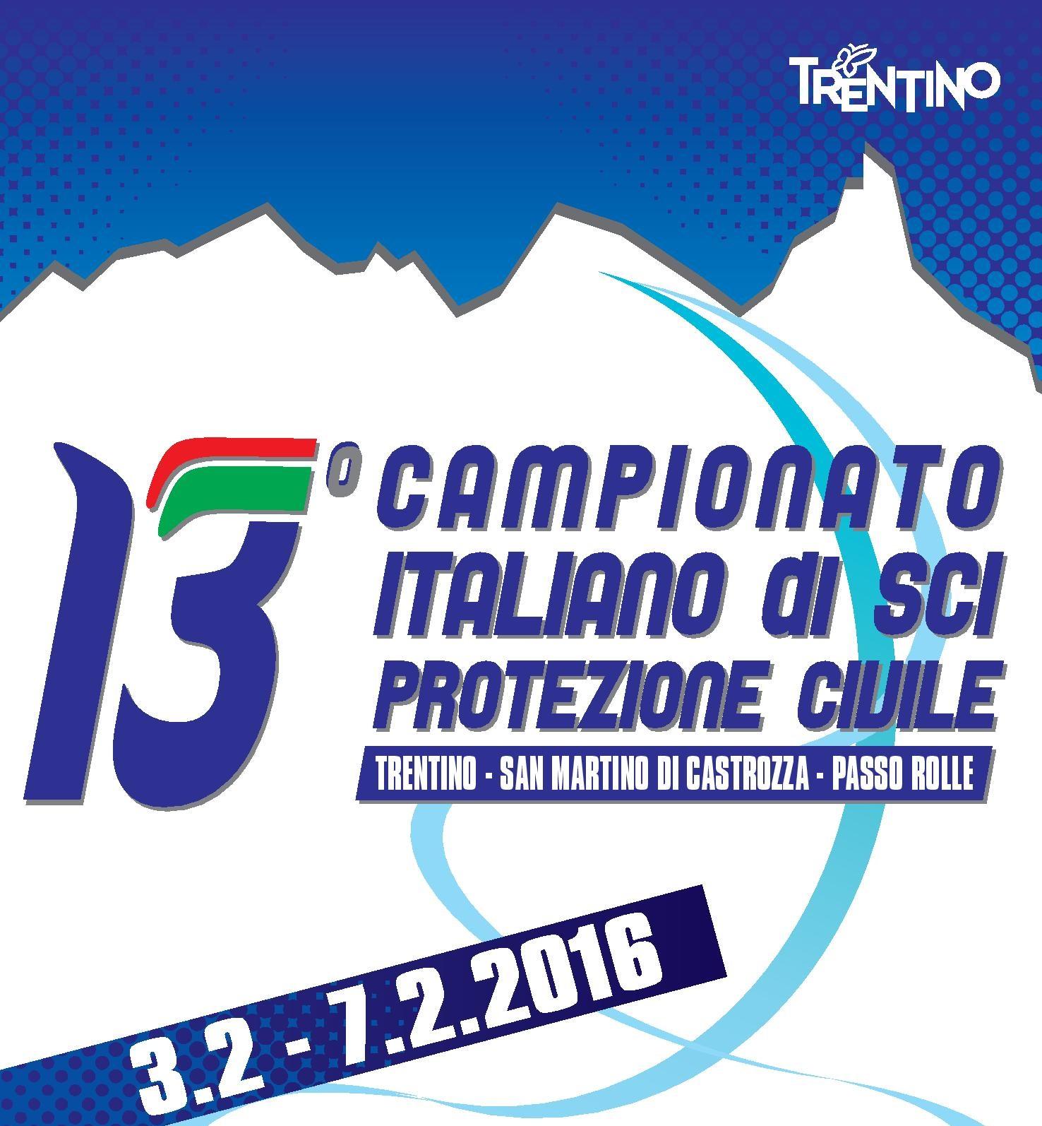Campionato di Sci della Protezione Civile
