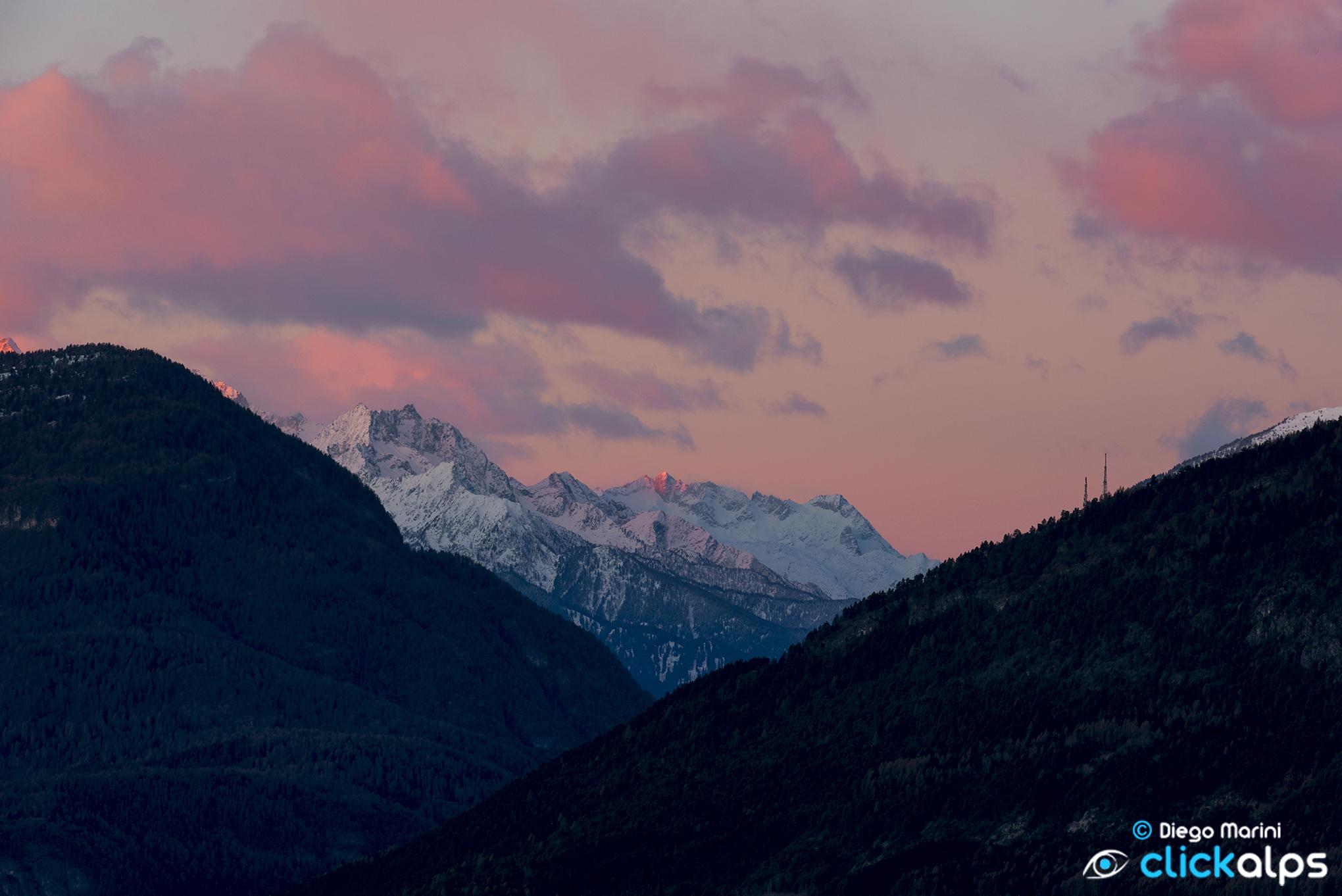 L'alba delle Maddalene