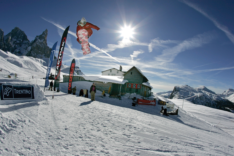 Pasqua sugli sci nella skiarea San Martino-Passo Rolle