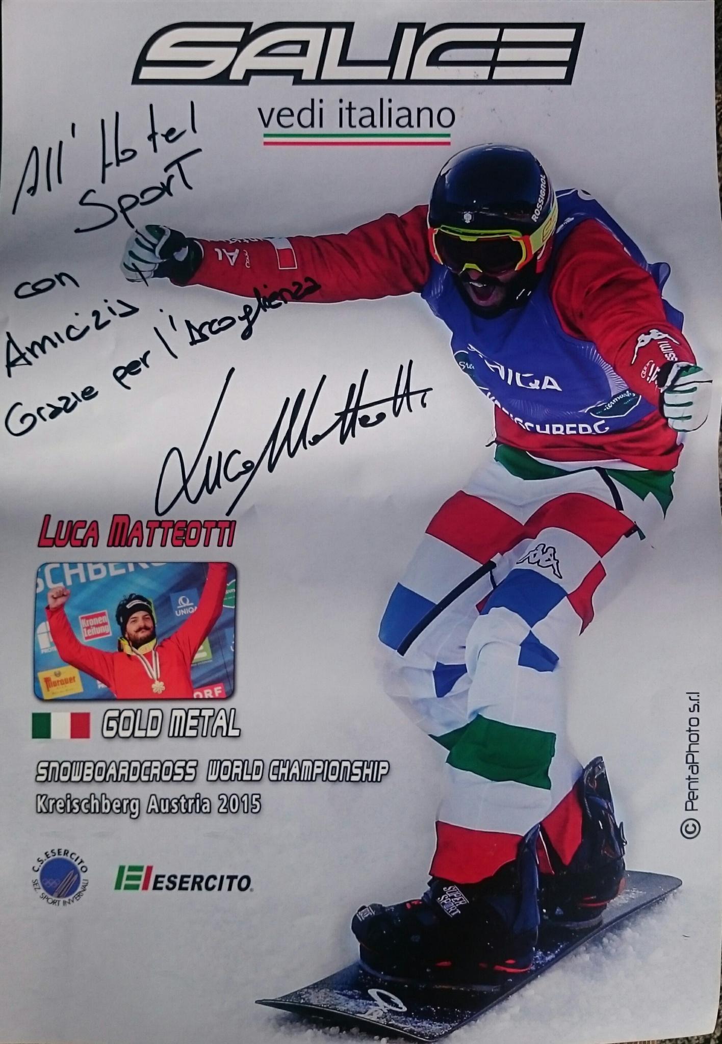 Luca Matteotti a Levico