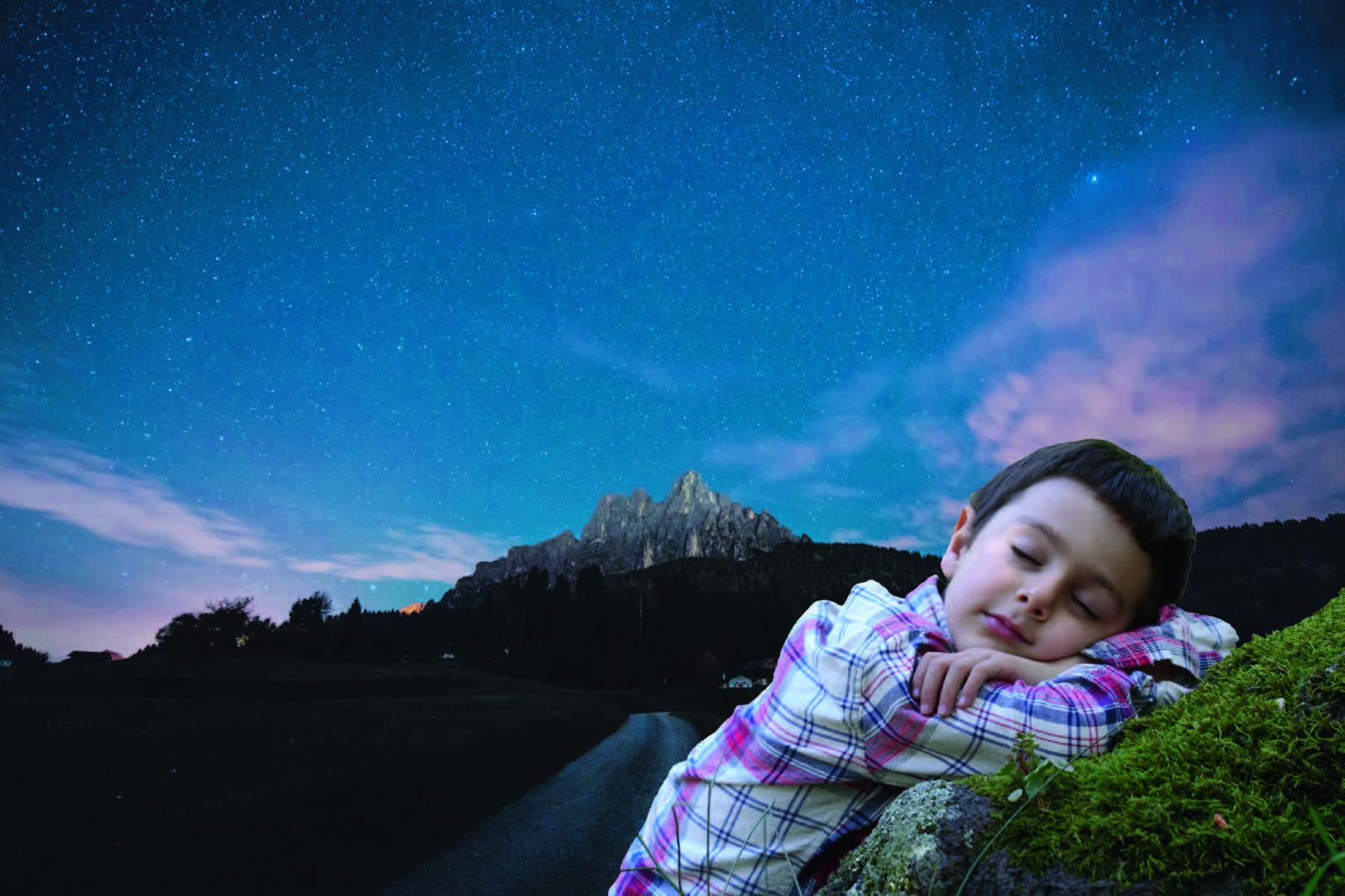 Una notte al parco