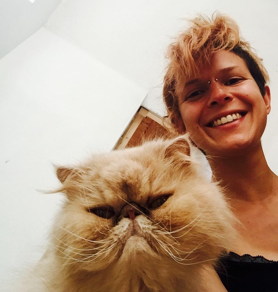 Vacanza con il gatto
