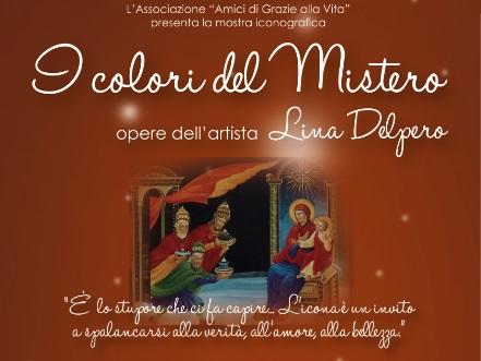 Le icone di Lina Delpero