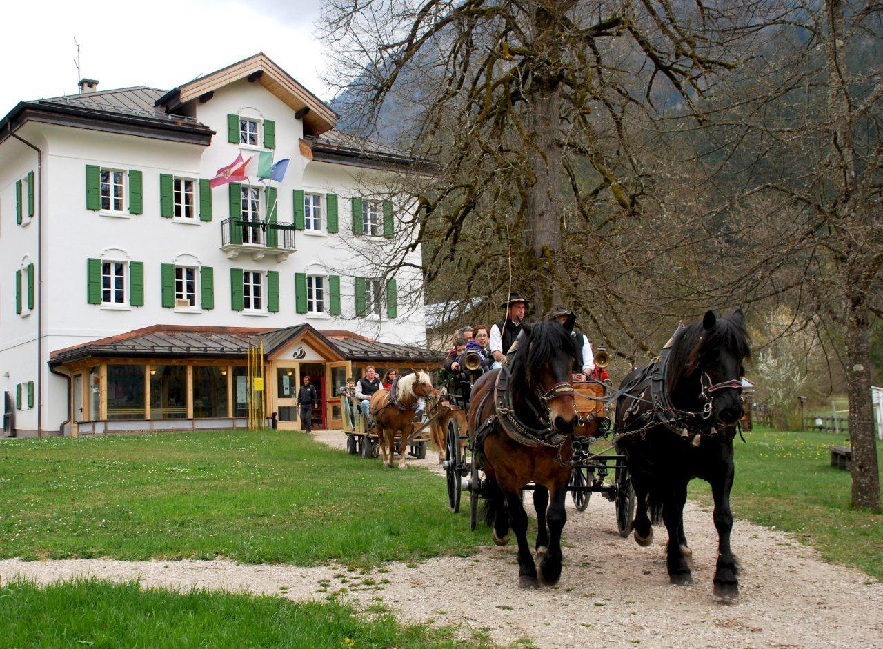 Primavera in Val Canali