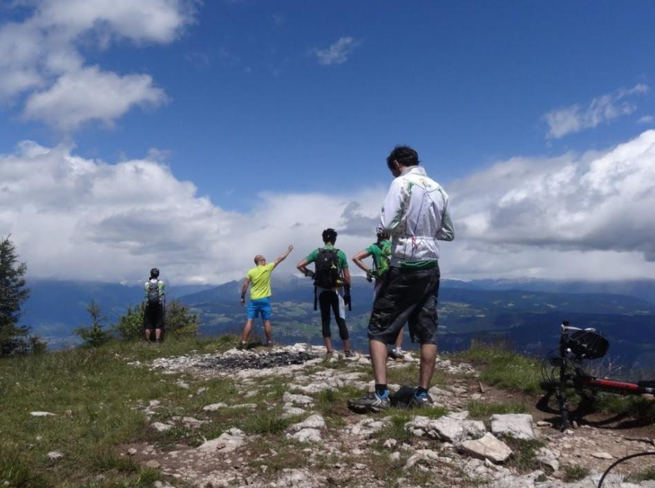 Trekking in Val di Non